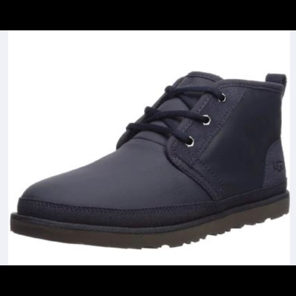 85a06c7c447 UGG Neumel Ripstop Nylon/Suede Chukka Boots 11 new NWT